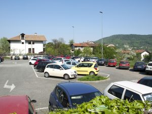 Ingresso Parco dei Laghi - Fr. Grignetto